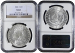 1884-O Morgan Silver Dollar S$1 NGC MS65